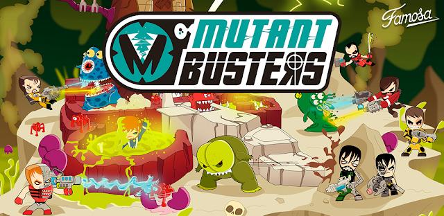 Mutant Busters de Famosa