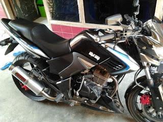 Foto Modifikasi Motor Honda Tiger Terbaru