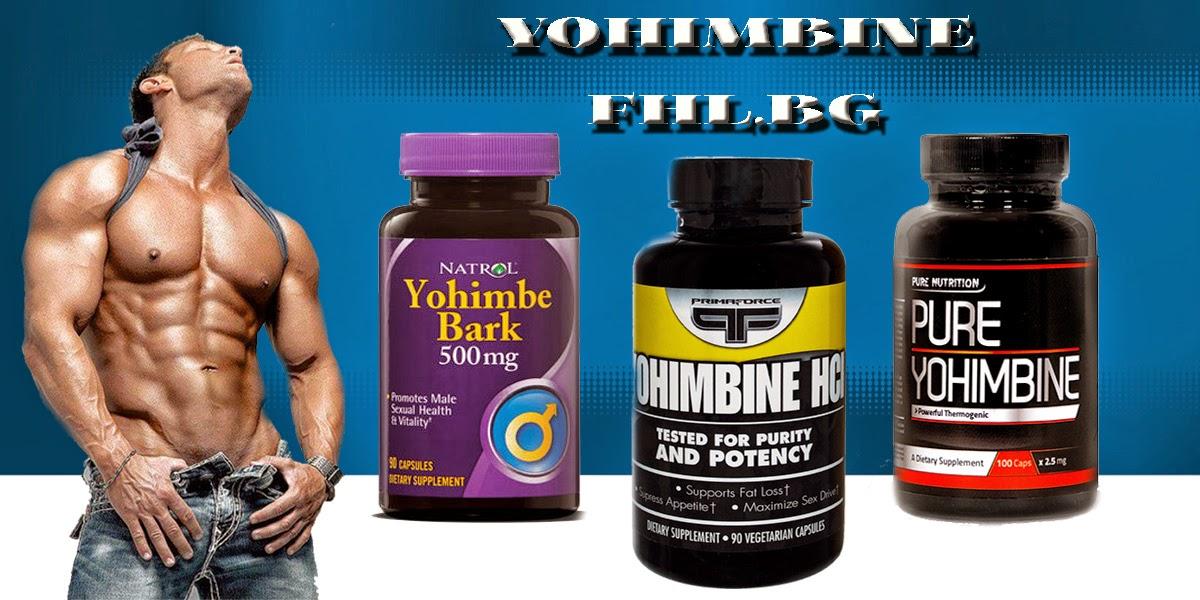 Yohimbine hcl-Yohimbe Bark