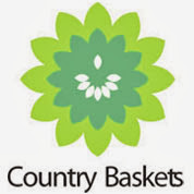 Country Baskets - Gorgeous craft supplies!