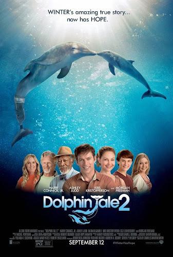 Dolphin Tale 2 (BRRip 720p Dual Latino / Ingles) (2014)