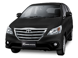 Spesifikasi Toyota Kijang Innova New E Gasoline