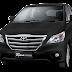 Spesifikasi Toyota Kijang Innova New E M/T Diesel