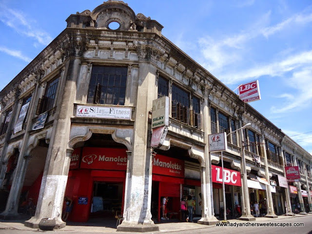 historical building in Silay City