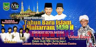 Tahun Baru Islam 1439 H Kota Batam
