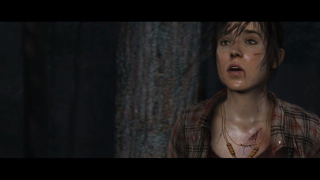 beyond two souls ellen page ps4 remaster
