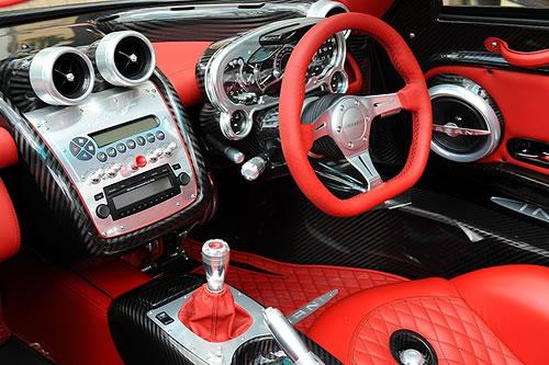 2012 Pagani Zonda Cinque Roadster Car To Ride