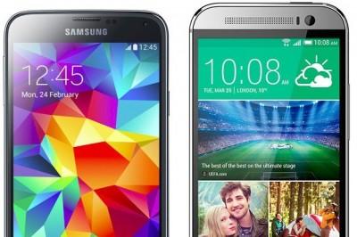 5 Fitur yang Bakal Mirip di Samsung Galaxy S6 dan HTC One M9