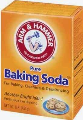baking soda ica