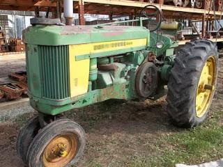 John Deere 720 tractor parts