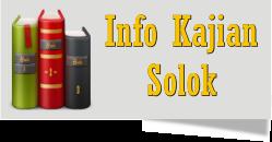 Info Kajian Sunnah Solok