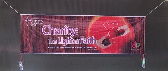 Lenten Campaign Formation 2014