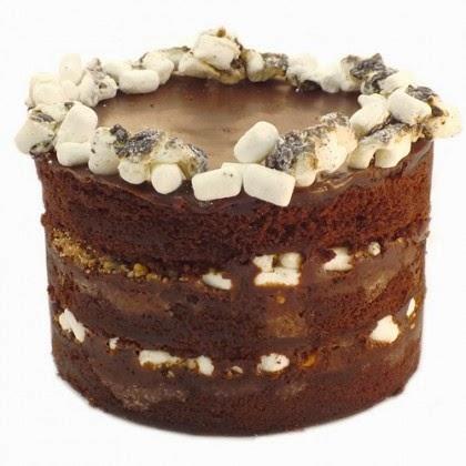 Momofuku Chocolate Malt Cake
