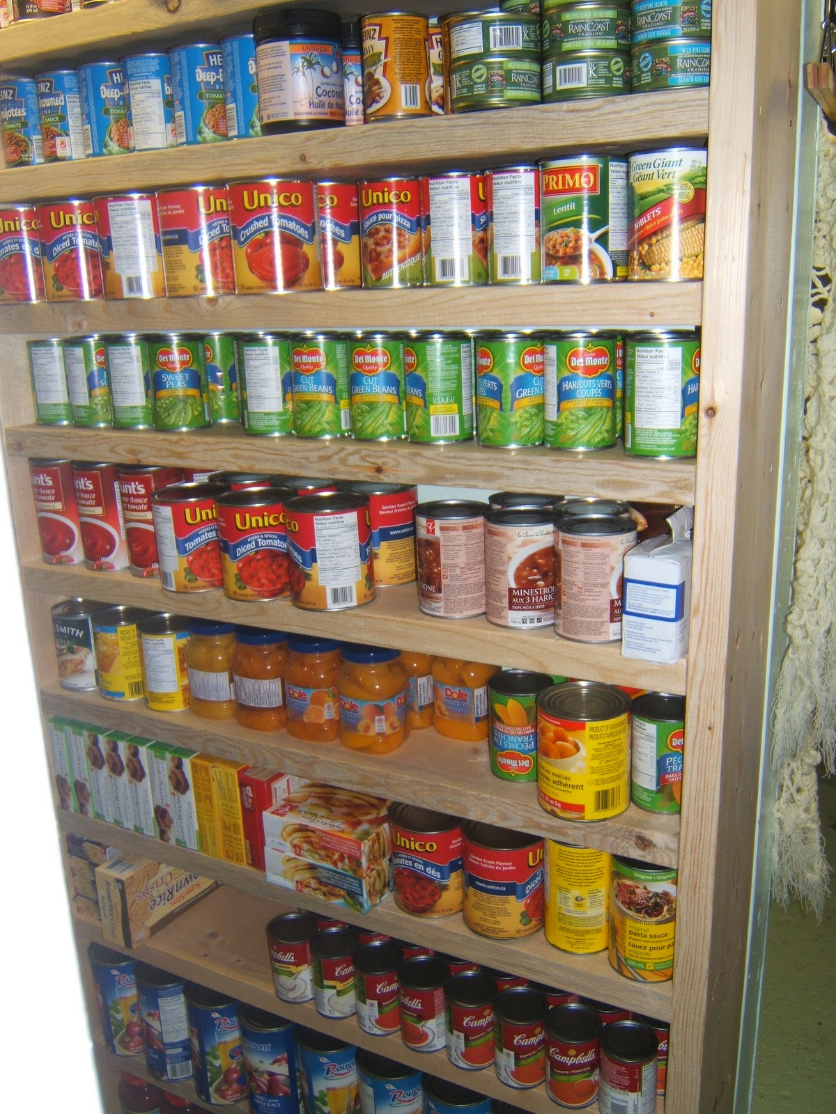 Food Storage Times Adventures In Country Living At Shalom Engedi Farm Stocking A