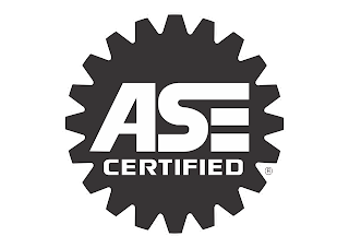 ASE Certified Logo Vector download free