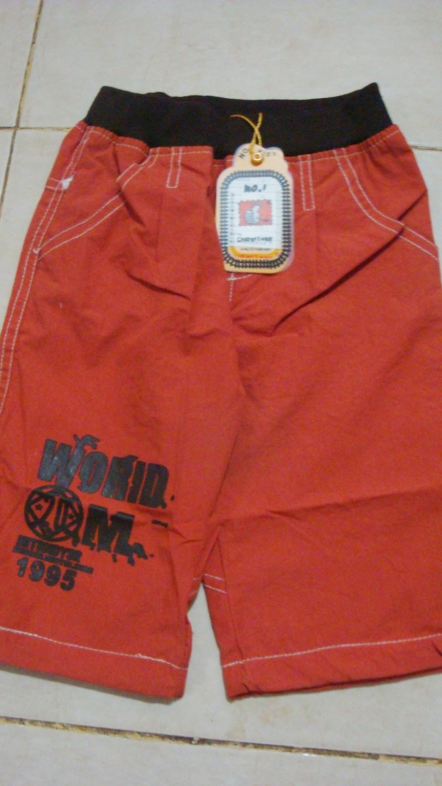 Grosir Baju Anak Celana Anak Cowok