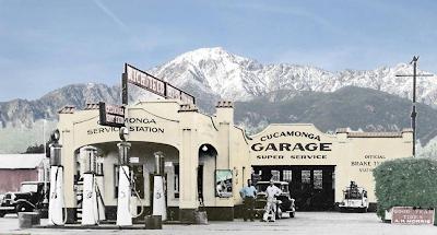 Rancho Cucamonga Garage