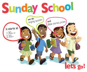 Sunday School Day