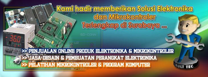 jual komponen elektronik microcontroller, jasa pembuatan pcb, desain perancangan elektronik, kursus pelatihan mirokontroller