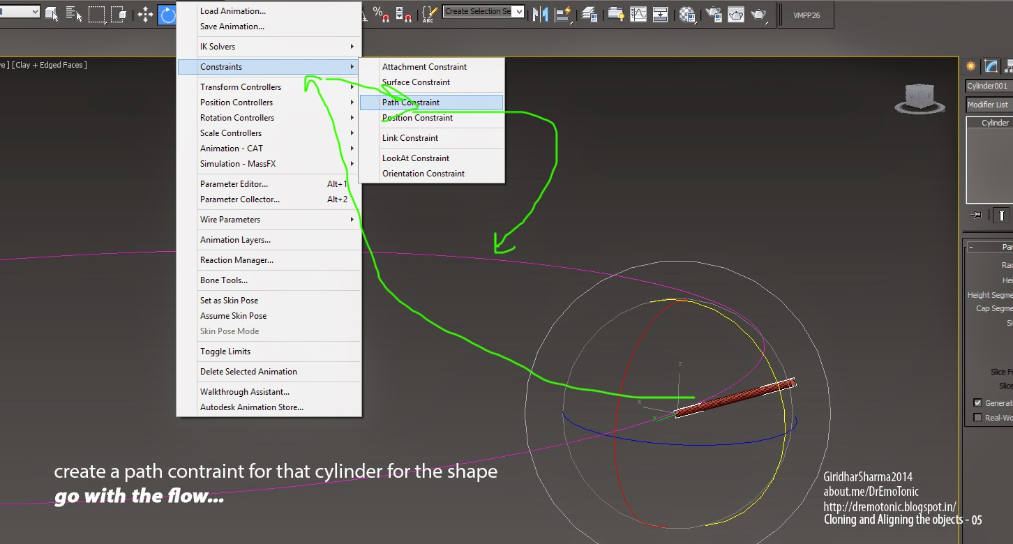 how to make a clone not a clone 3ds max