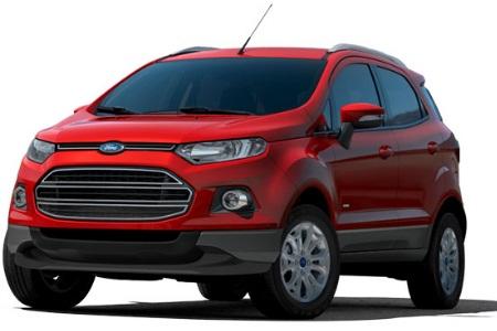 2013 Ford Ecosport design