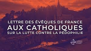 Lettre des évêques de France 25 mars 2021