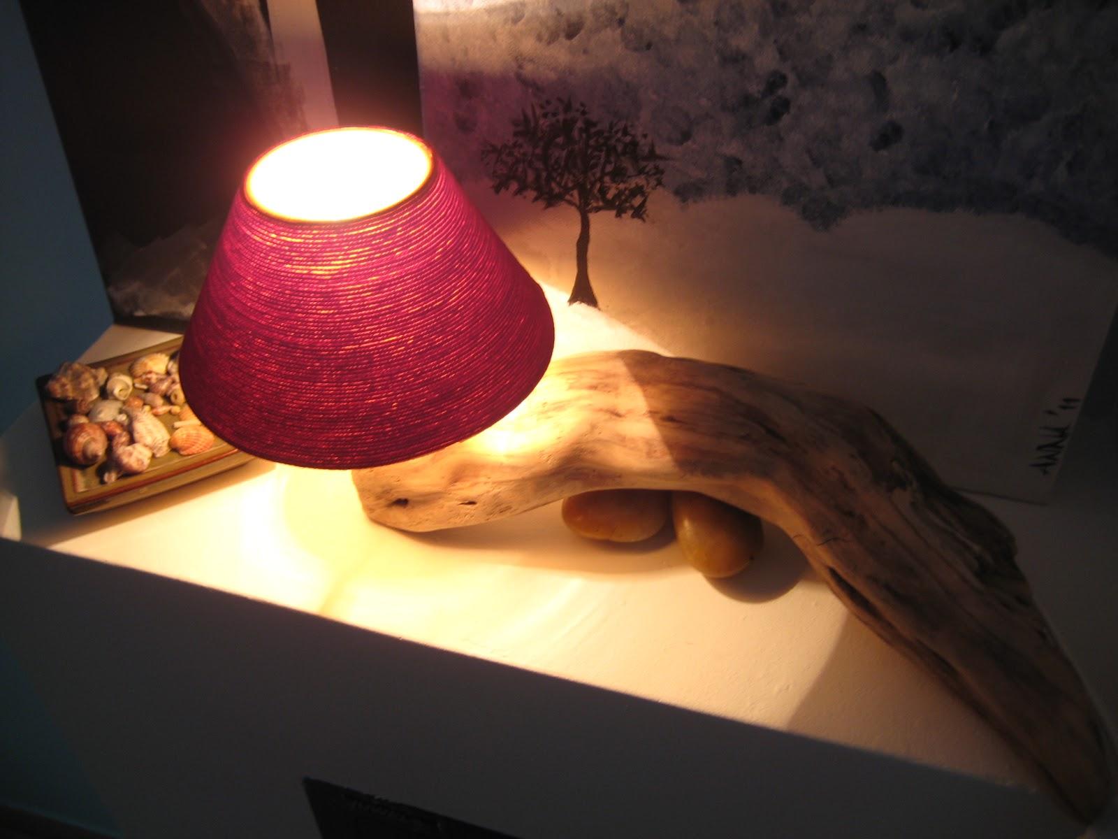 Lampade In Legno Di Mare : Lampada legni di mare lampada legni di mare marito