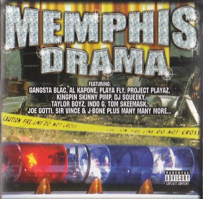 Al Kapone presents Memphis Drama
