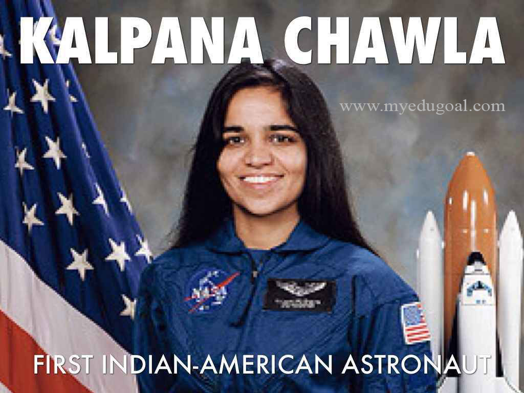kalpana chawla com my education and goal career kalpana chawla