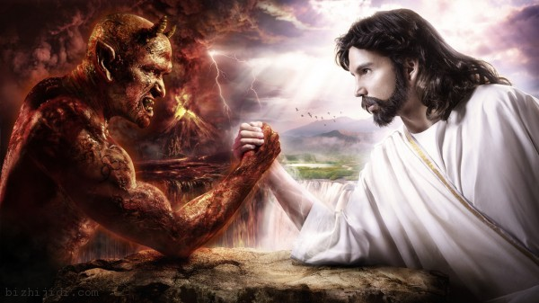 Resultado de imagem para anjos e demonios