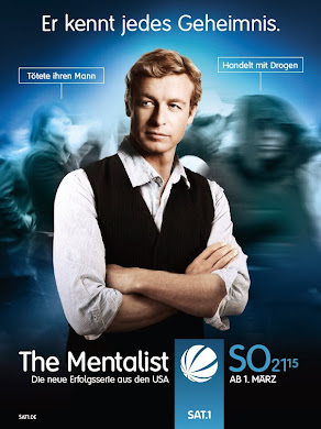 The Mentalist Capitulo 3 Temporada 6 Calidad HD