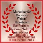 Preditors & Editors 2017 Reader's Poll Best Writers' Resource