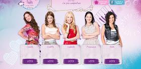 "Violetta - Strona serialu ""Violetta"" Disneya"