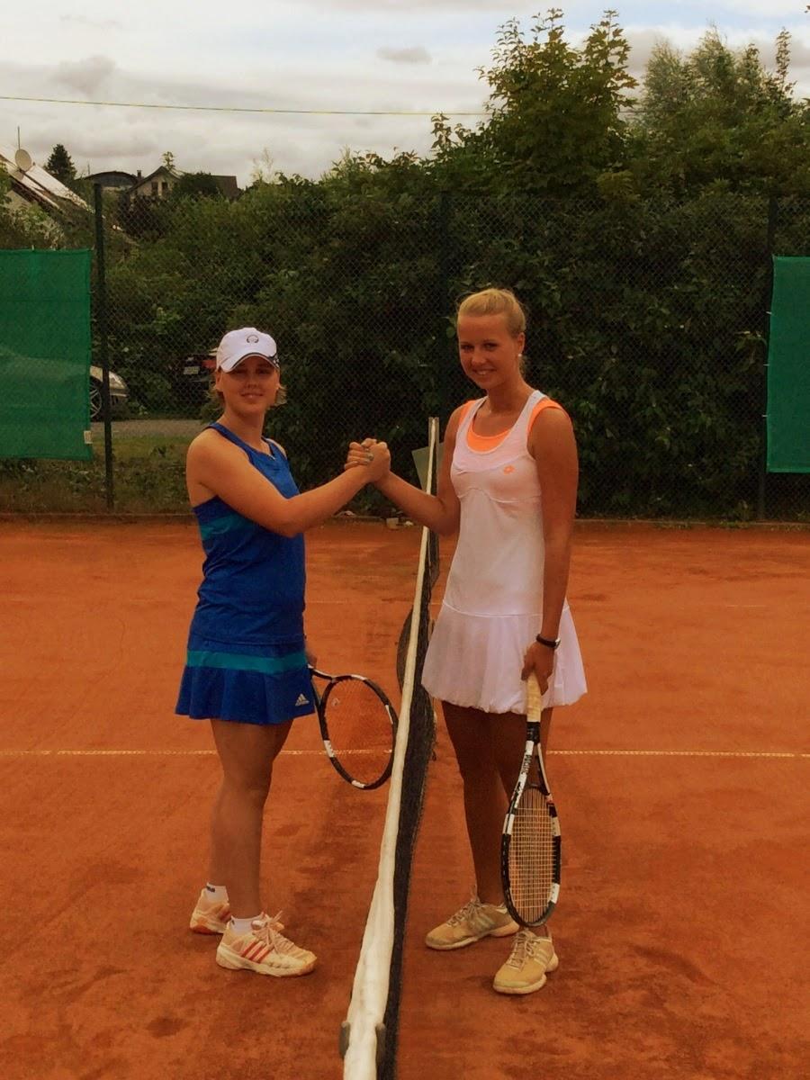 Larissa Wiegand gewinnt Schwestern-Finale und verteidigt Titel beim 2. TSNH-Cup des SVH Kassel