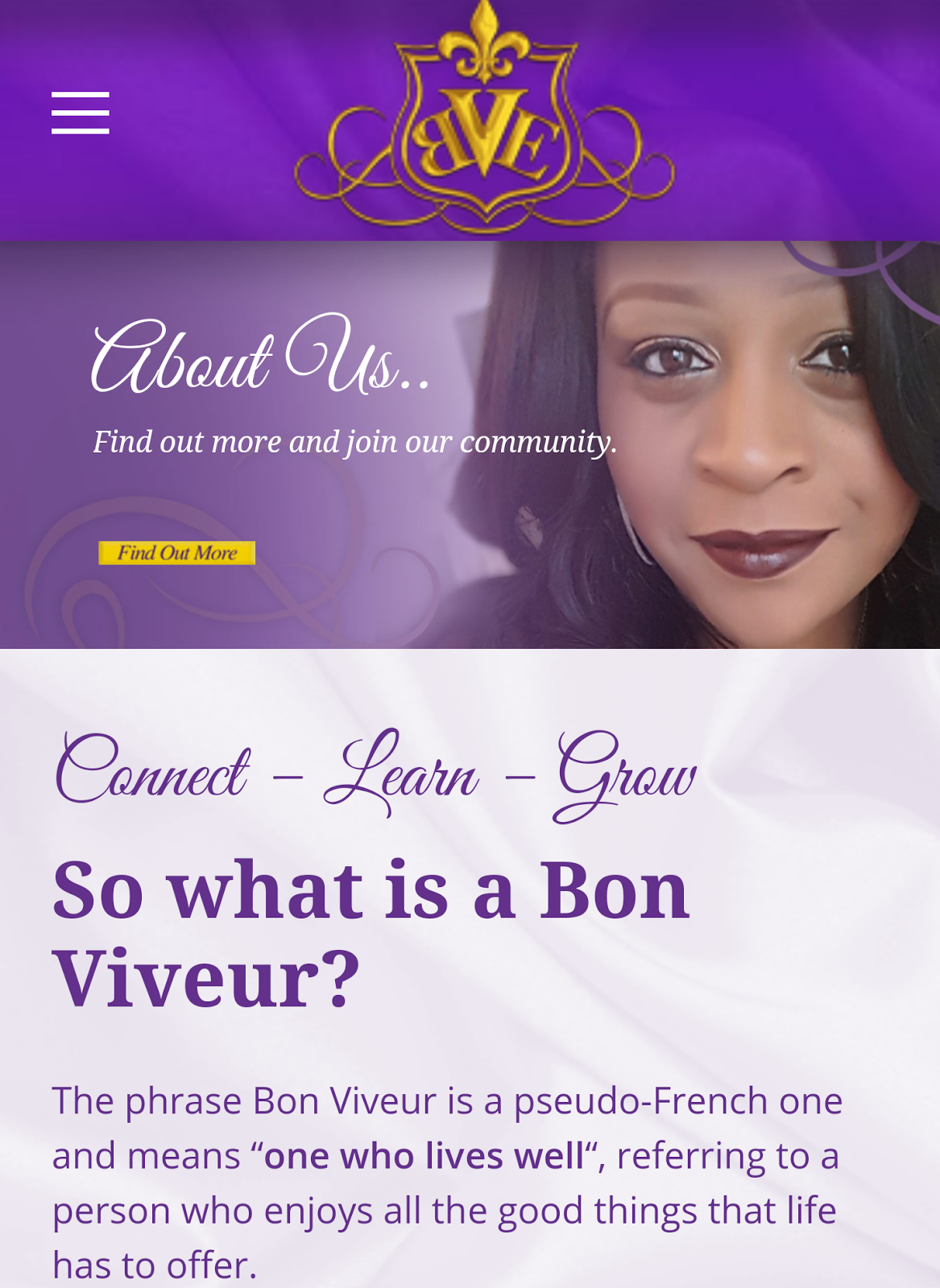 Bon Viveur Events