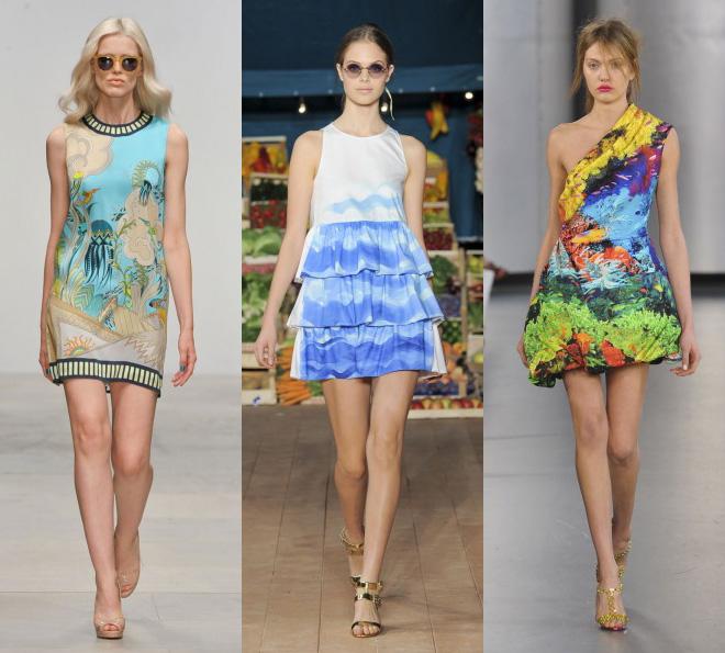 Летняя одежда в морском стиле: как носить и с чем носить