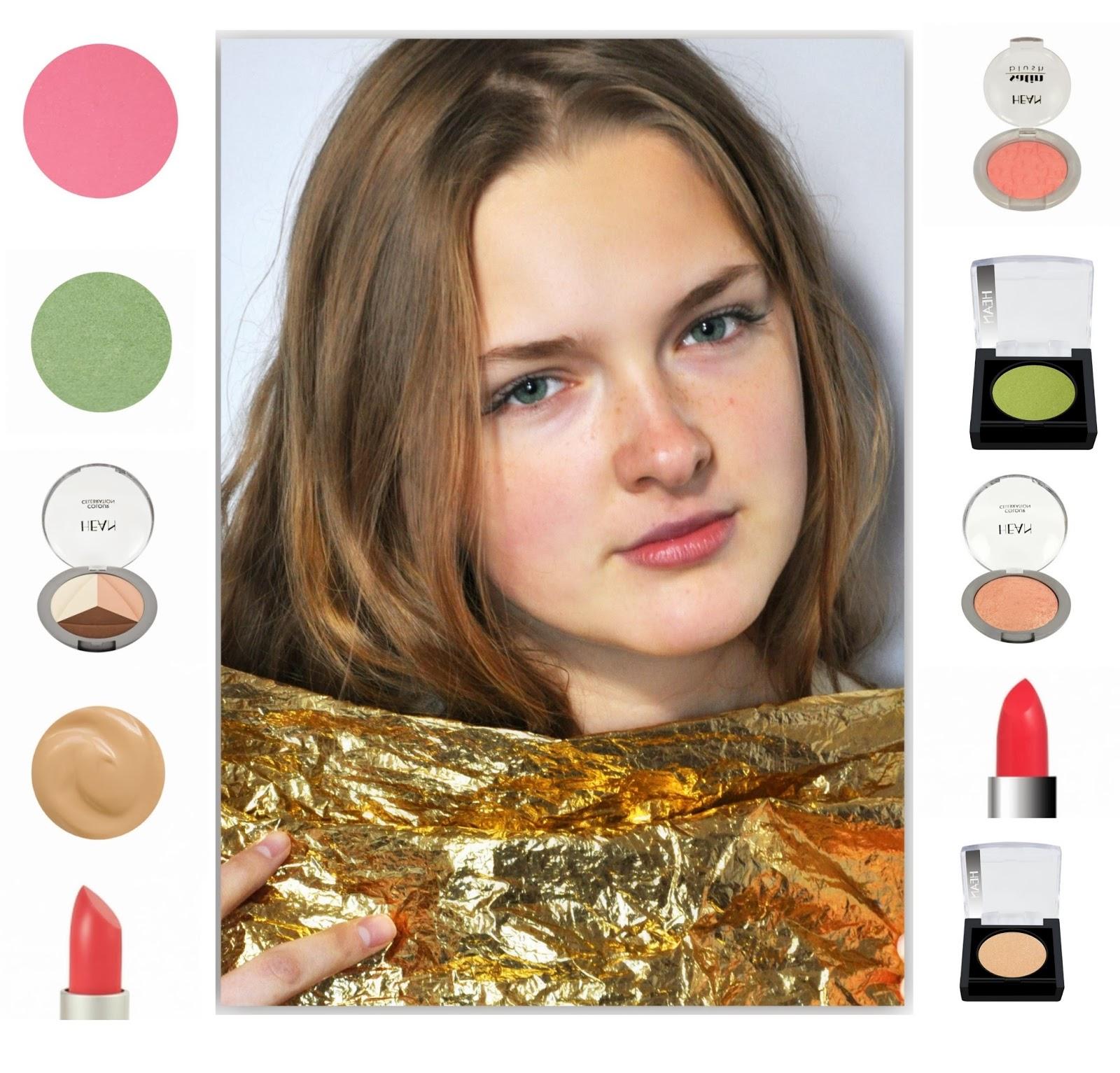 Make Up Charm Dobieramy Makijaż Do Typu Urody Wiosna Kosmetyki