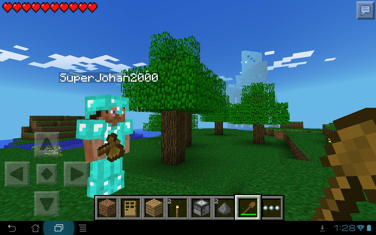 Minecraft+Pocket+Edition+Android+Game++F