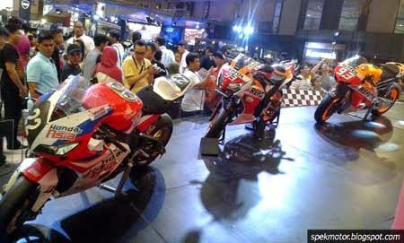 Koleksi Moge CBR Honda