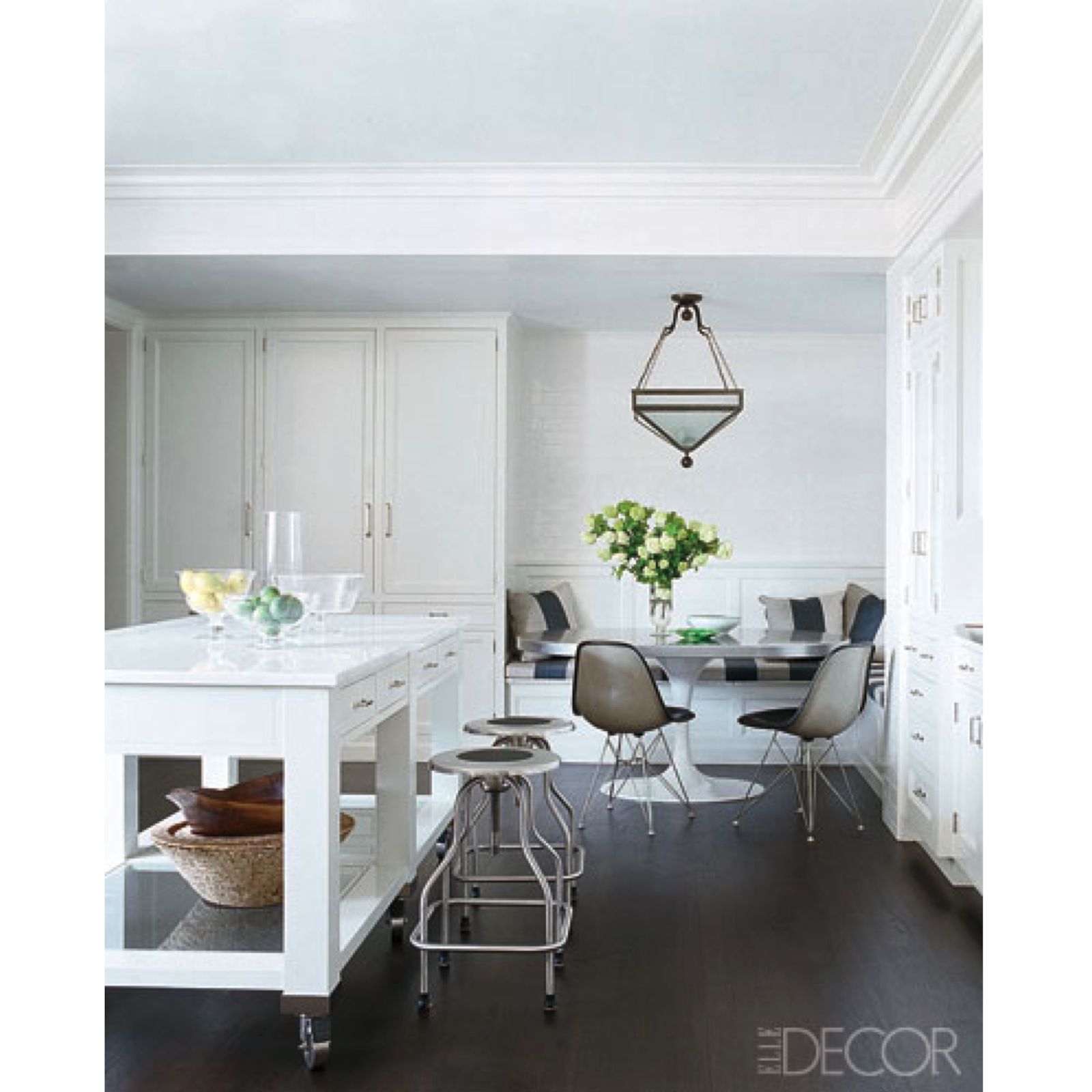Rolling Island, Elle Decor