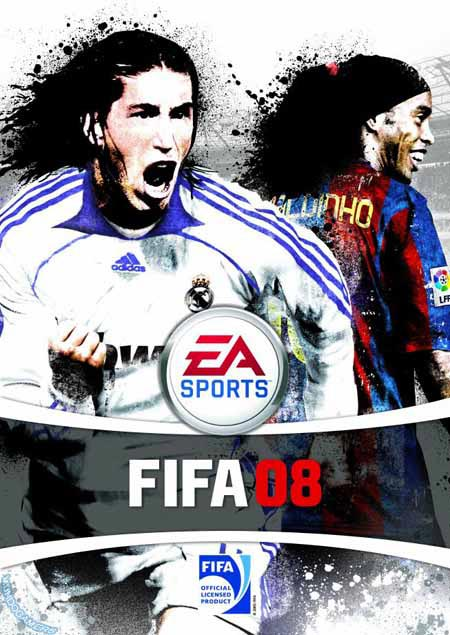 FIFA 2008 Java Mobile Game Download