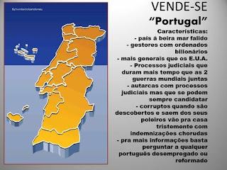 vender portugal corrupção