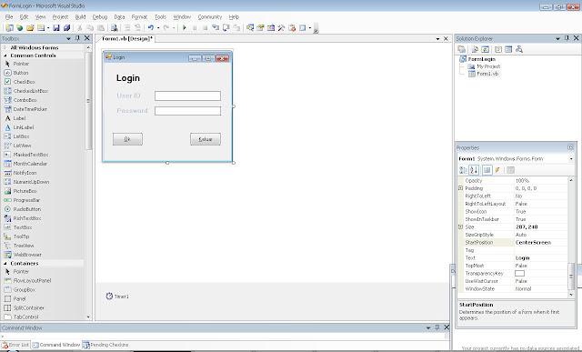 Membuat Form Login Dengan MySQL ~ APHAZ4