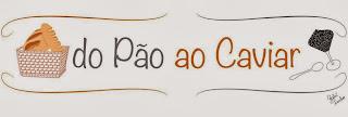 """logo """"Do Pão ao Caviar"""""""