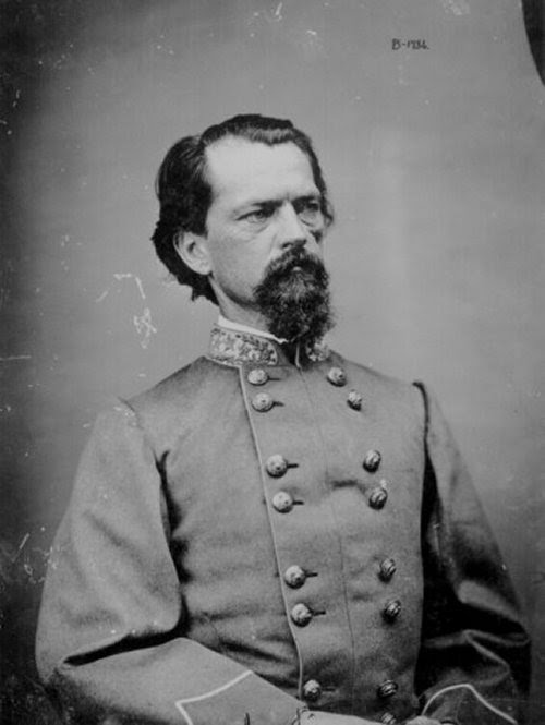 Confederate General picture 1