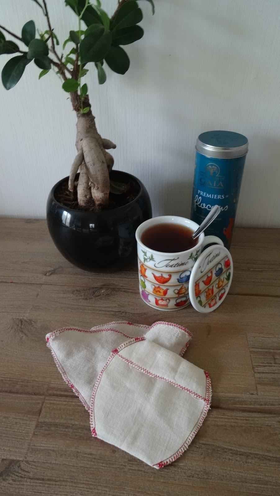 Des filtres à café et à thé