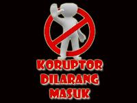 wacana korupsi