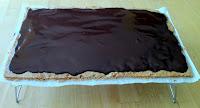 gluten free chocolate bar cookies