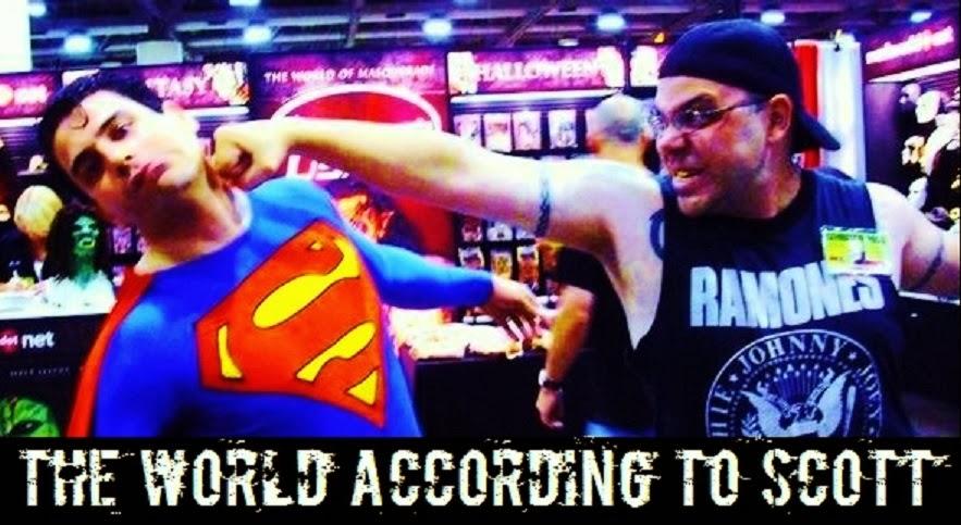 The World According To Scott