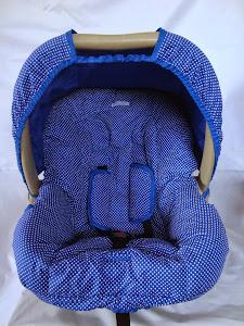 Capa Para Bebê Confort Menino
